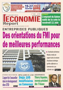 Le Quotidien de l'Economie - 07/06/2021