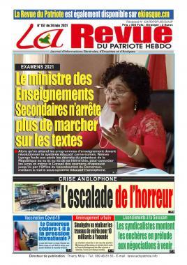 La Revue du Patriote - 24/06/2021