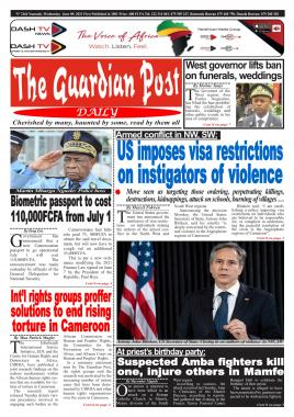 The Guardian Post - 09/06/2021