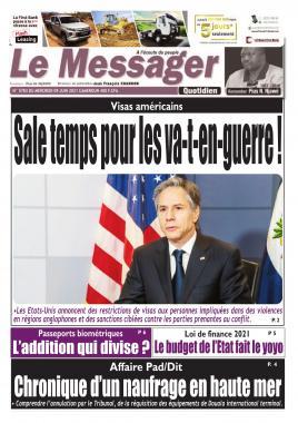 Le Messager - 09/06/2021