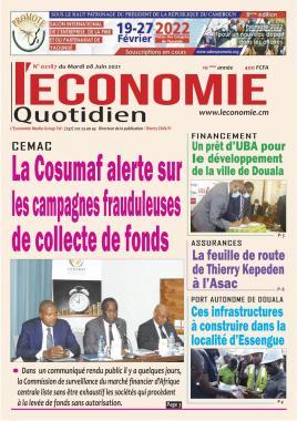 Le Quotidien de l'Economie - 08/06/2021
