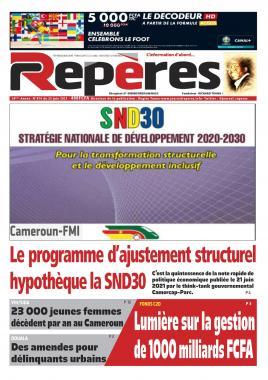 Repères - 23/06/2021