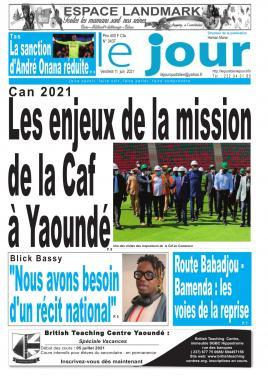 Le Jour - 11/06/2021