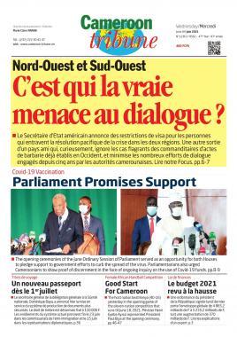 Cameroon Tribune - 09/06/2021