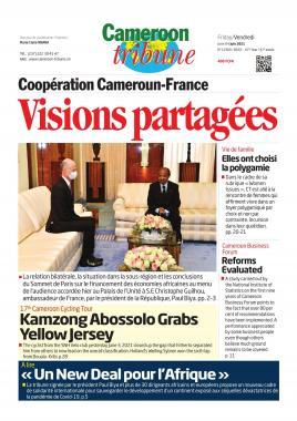 Cameroon Tribune - 04/06/2021