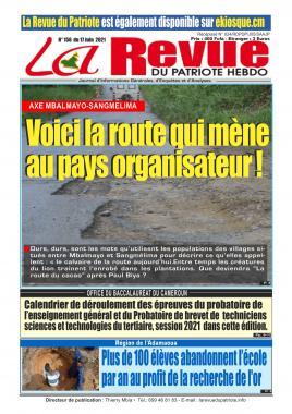 La Revue du Patriote - 17/06/2021
