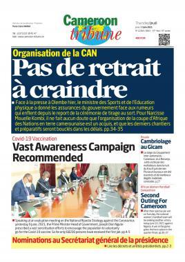 Cameroon Tribune - 10/06/2021