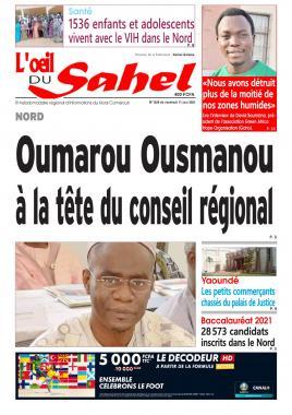 L'oeil du Sahel - 11/06/2021