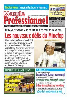 Monde Professionnel - 21/06/2021