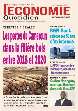 Le Quotidien de l'Economie - 04/06/2021