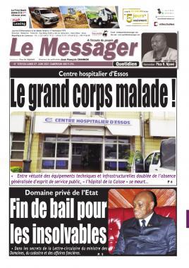 Le Messager - 07/06/2021