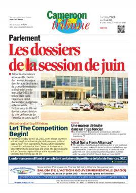 Cameroon Tribune - 08/06/2021