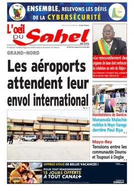 L'oeil du Sahel - 23/07/2021