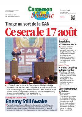 Cameroon Tribune - 29/07/2021