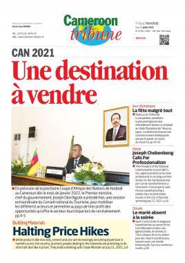 Cameroon Tribune - 23/07/2021