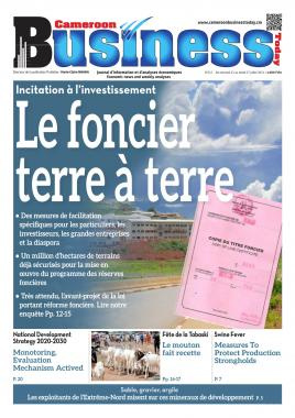 Cameroon Business - 21/07/2021