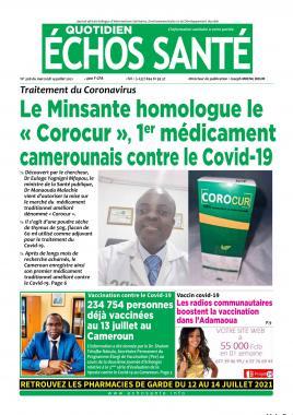 Echos Santé - 14/07/2021