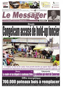 Le Messager - 23/07/2021