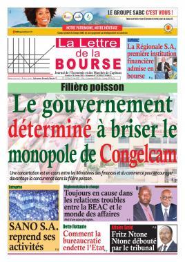 LA LETTRE DE LA BOURSE - 23/07/2021