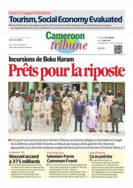 Cameroon Tribune - 30/07/2021