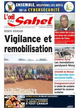 L'oeil du Sahel - 28/07/2021