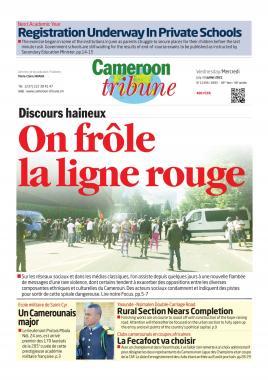 Cameroon Tribune - 28/07/2021
