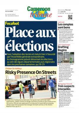Cameroon Tribune - 14/07/2021