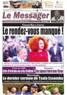 Le Messager - 22/07/2021