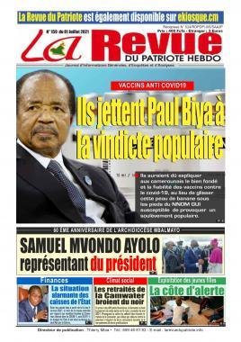La Revue du Patriote - 01/07/2021