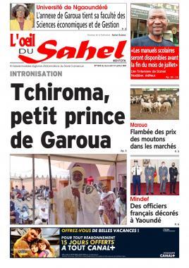 L'oeil du Sahel - 14/07/2021