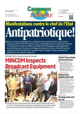 Cameroon Tribune - 16/07/2021