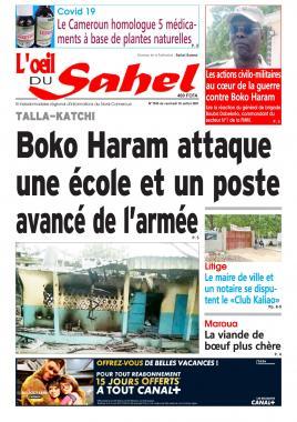 L'oeil du Sahel - 16/07/2021