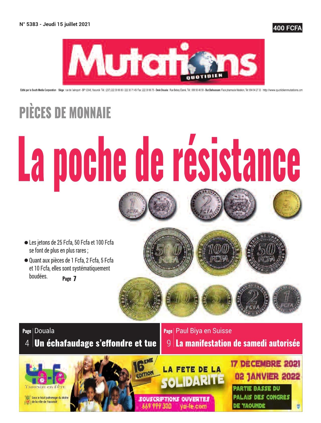 Mutations - 15/07/2021