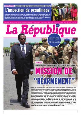 LA REPUBLIQUE PRESSE - 30/07/2021