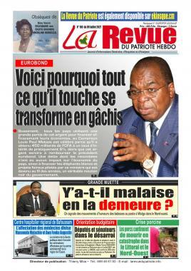 La Revue du Patriote - 12/07/2021