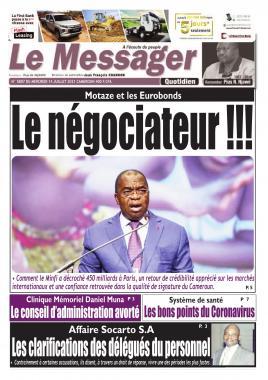 Le Messager - 14/07/2021