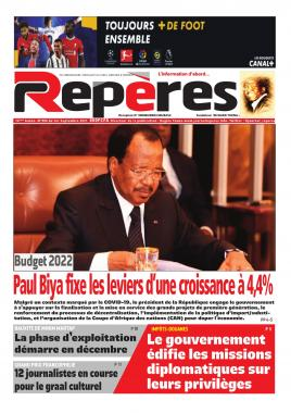 Repères - 01/09/2021