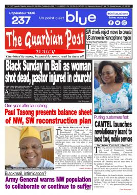 The Guardian Post - 23/08/2021