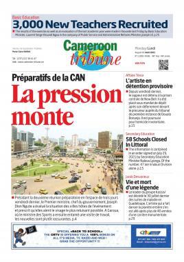 Cameroon Tribune - 02/08/2021
