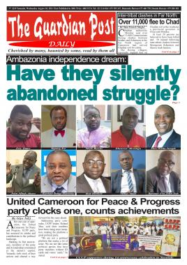 The Guardian Post - 18/08/2021