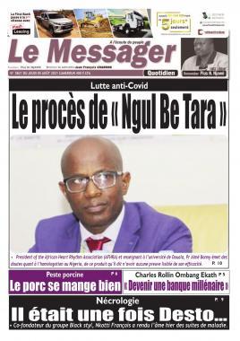 Le Messager - 05/08/2021