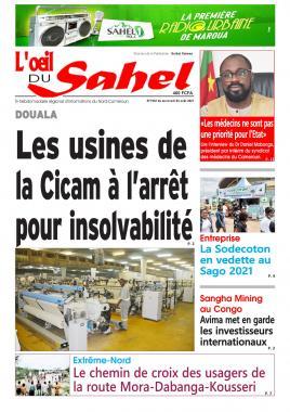 L'oeil du Sahel - 04/08/2021