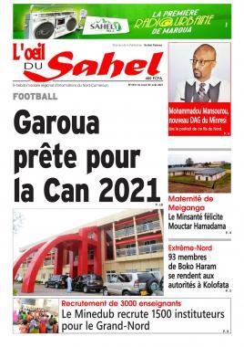 L'oeil du Sahel - 02/08/2021