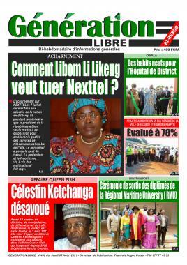 Génération Libre - 05/08/2021