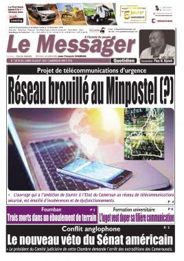 Le Messager - 02/08/2021