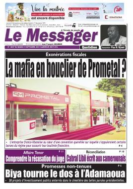 Le Messager - 14/09/2021