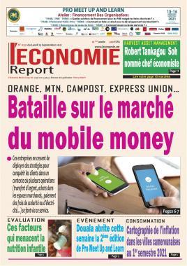 Le Quotidien de l'Economie - 13/09/2021