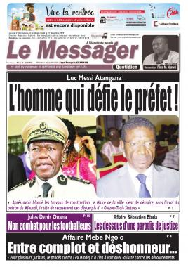 Le Messager - 10/09/2021