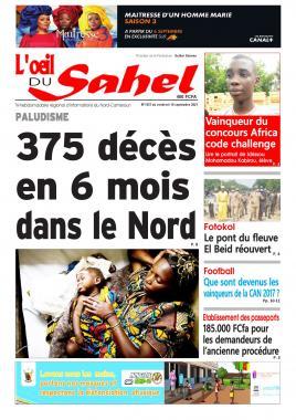 L'oeil du Sahel - 10/09/2021