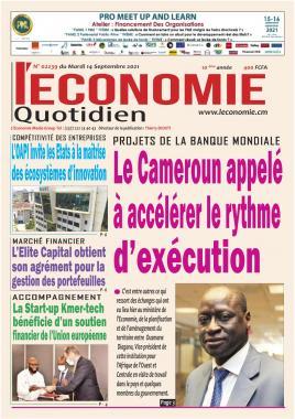 Le Quotidien de l'Economie - 14/09/2021
